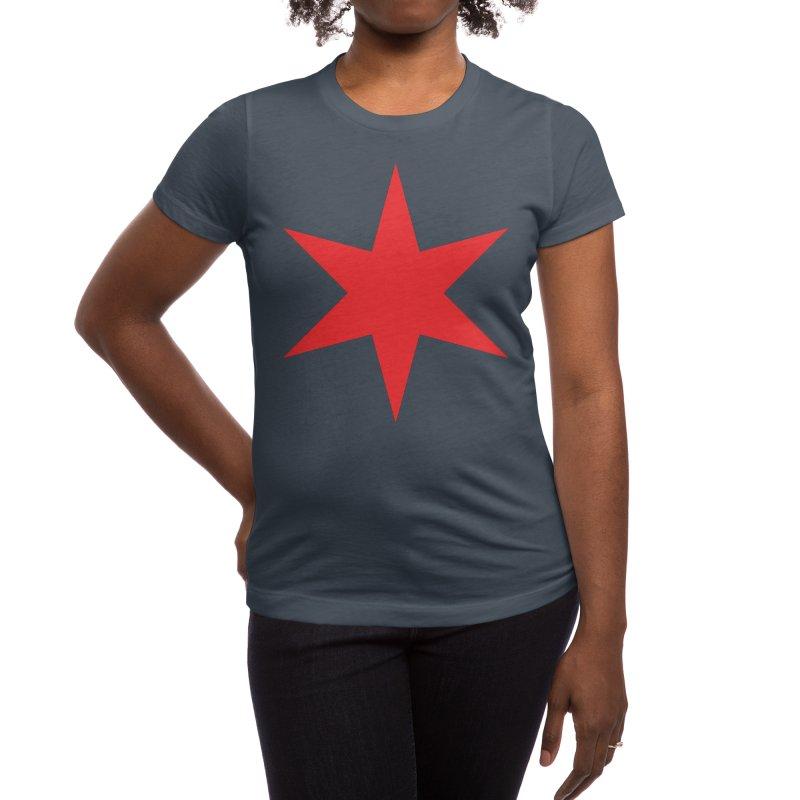 Chicago Women's T-Shirt by Threadless Artist Shop