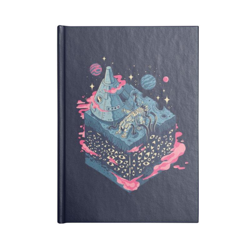 Contact Accessories Notebook by Threadless Artist Shop