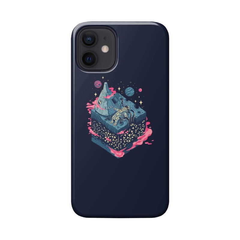 Contact Accessories Phone Case by Threadless Artist Shop