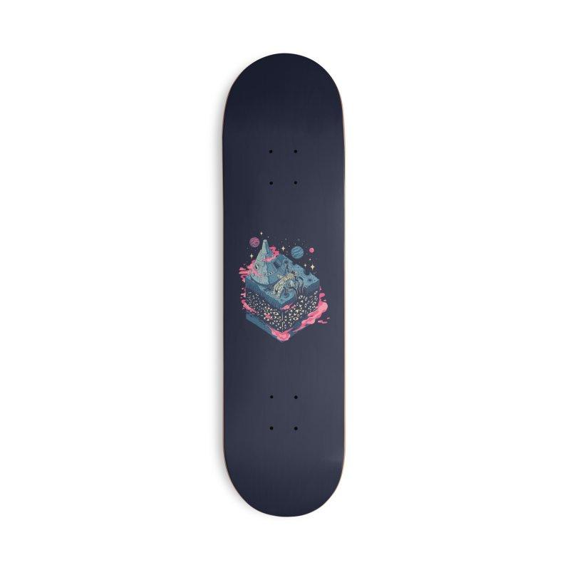 Contact Accessories Skateboard by Threadless Artist Shop