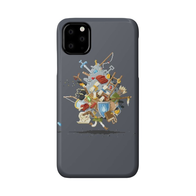 It's Dangerous to Go Alone! Take This Accessories Phone Case by Threadless Artist Shop