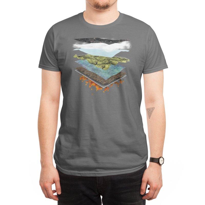 Excavation Men's T-Shirt by Threadless Artist Shop