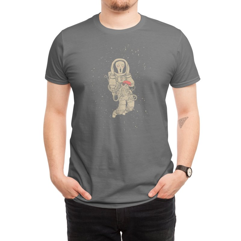 In Space no one can hear you scream Men's T-Shirt by Threadless Artist Shop