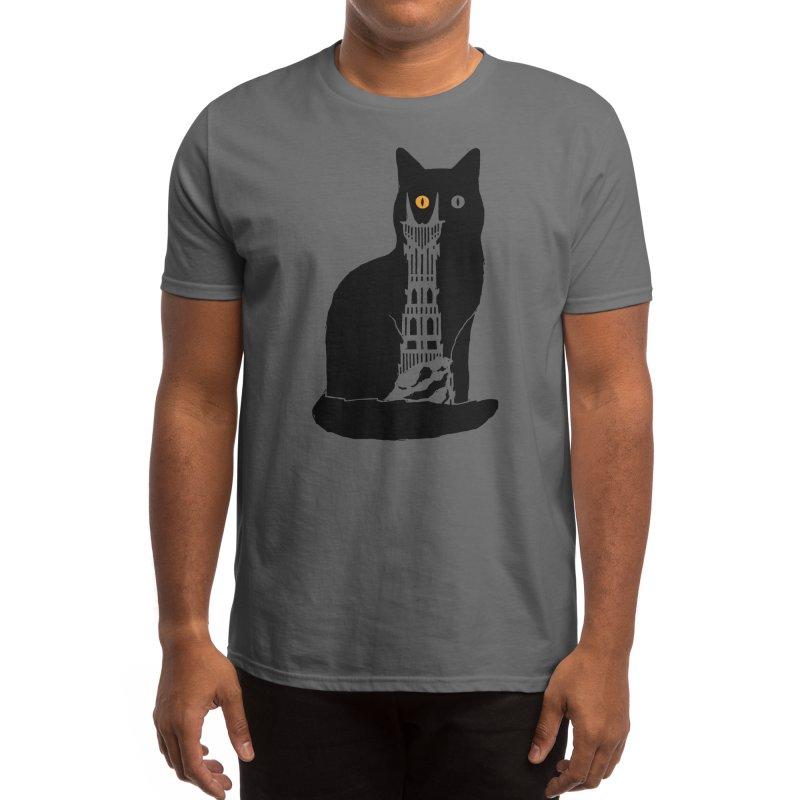 Barad-Purr Men's T-Shirt by Threadless Artist Shop