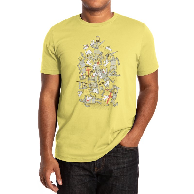 Bad Tempered Rodents Men's T-Shirt by Threadless Artist Shop
