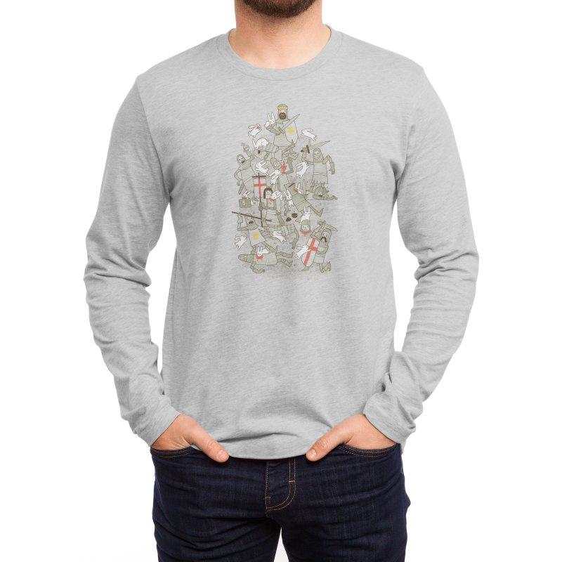 Bad Tempered Rodents Men's Longsleeve T-Shirt by Threadless Artist Shop
