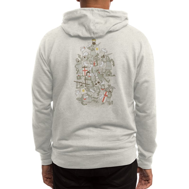 Bad Tempered Rodents Men's Zip-Up Hoody by Threadless Artist Shop