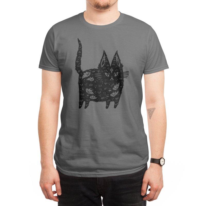Fatty cat Men's T-Shirt by Threadless Artist Shop