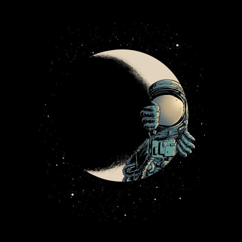 Crescent moon Men's T-Shirt by Threadless Artist Shop