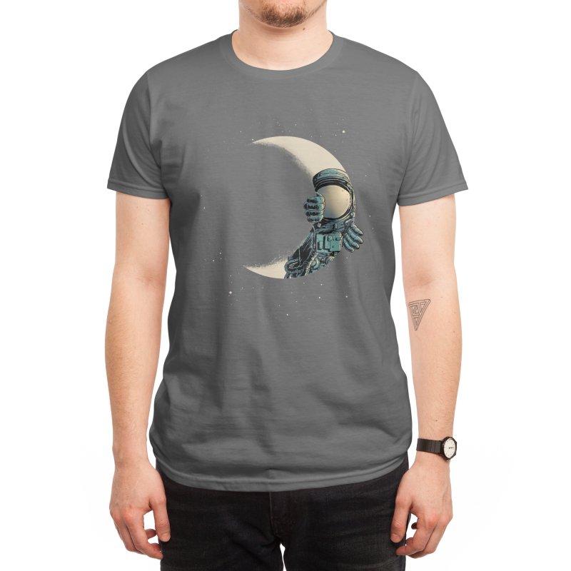 Crescent moon Men's T-Shirt by Threadless Artist Shop