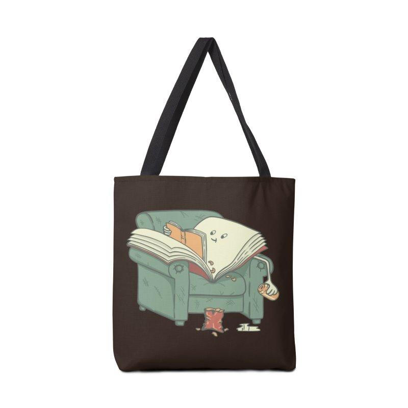 book reads Accessories Bag by Threadless Artist Shop