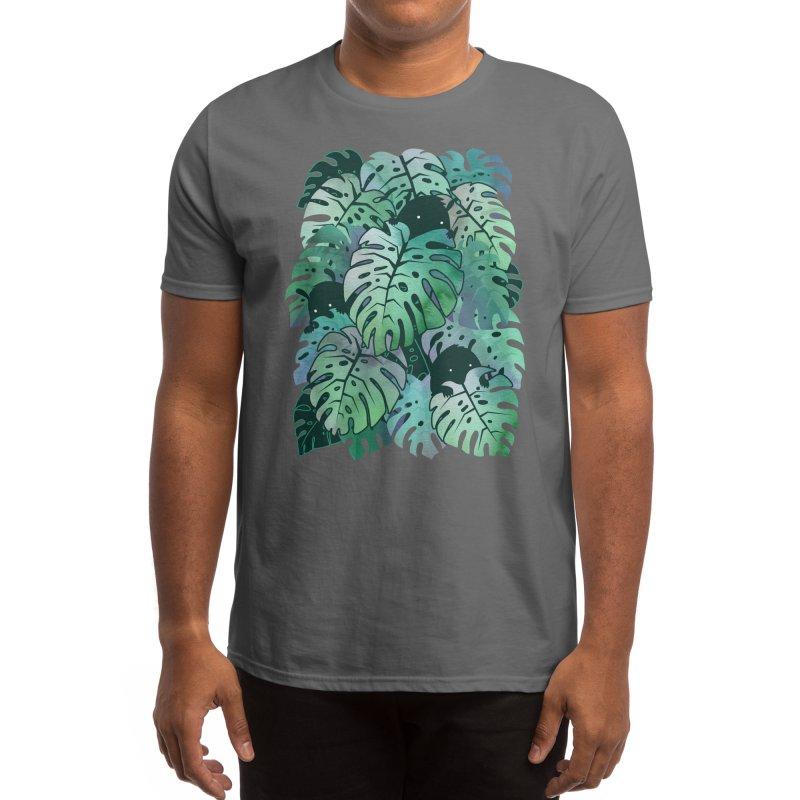 Monstera Monsters Men's T-Shirt by Threadless Artist Shop
