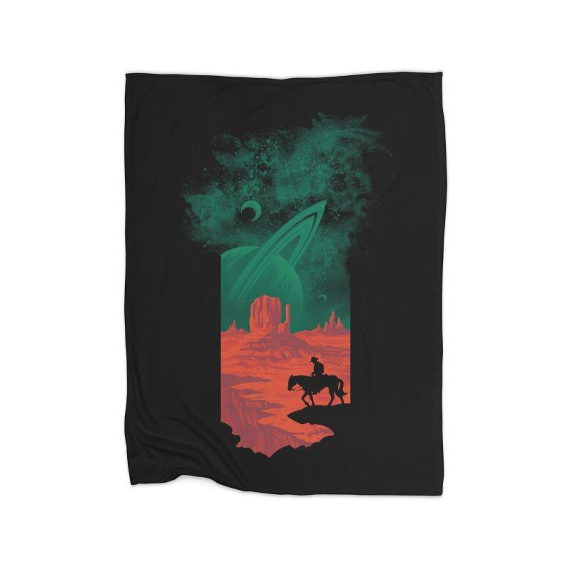 Final Frontiersman Home Blanket by Threadless Artist Shop