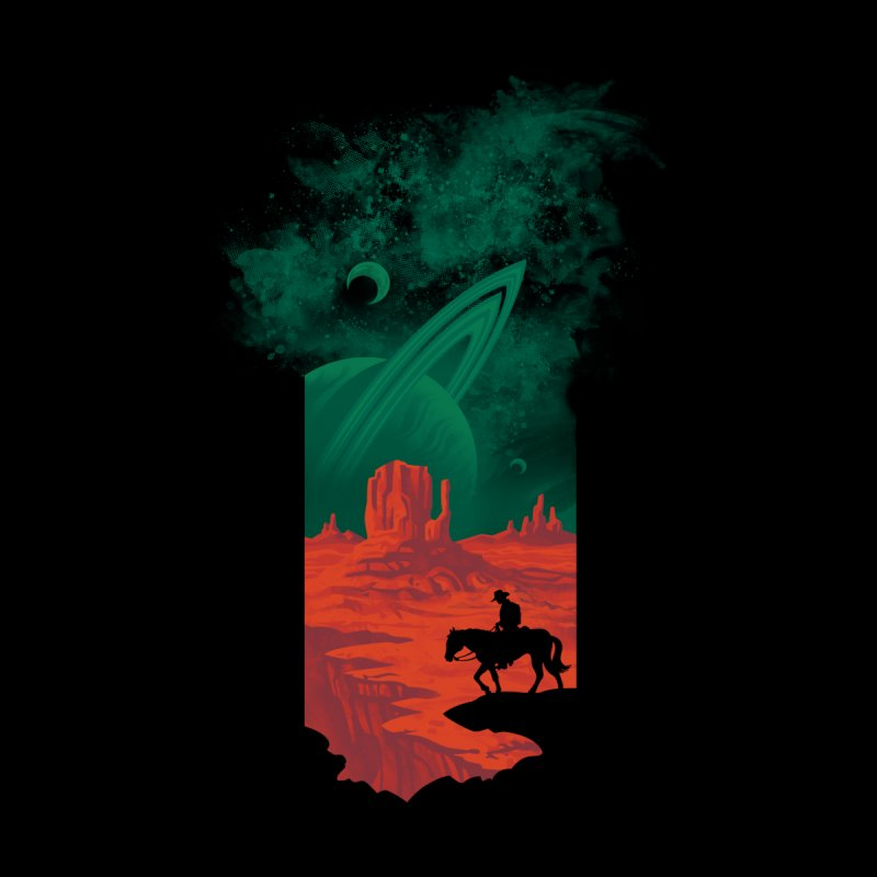 Final Frontiersman Men's T-Shirt by Threadless Artist Shop