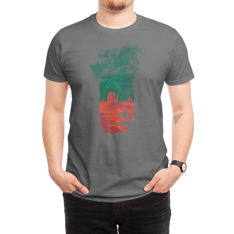 Final Frontiersman Men's T-Shirt by Threadless Artist Shop