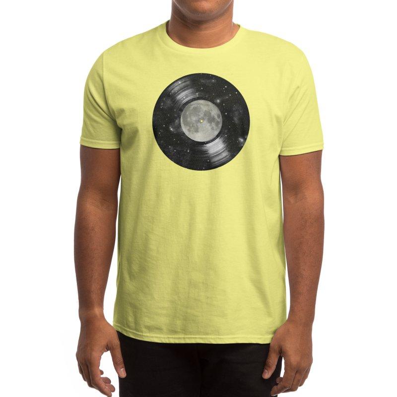 Galaxy Tunes Men's T-Shirt by Threadless Artist Shop