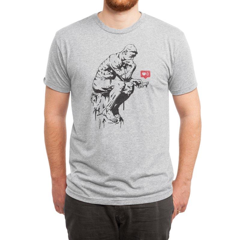 The Procrastinator Men's T-Shirt by Threadless Artist Shop