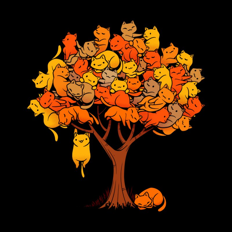 Cat Tree Kids Toddler T-Shirt by Threadless Artist Shop