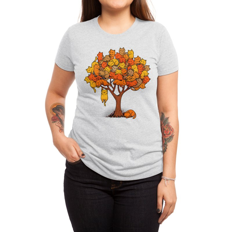Cat Tree Women's T-Shirt by Threadless Artist Shop