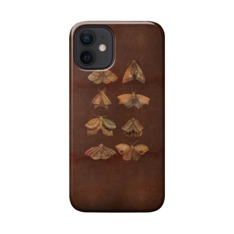 Moth Collector Accessories Phone Case by Threadless Artist Shop