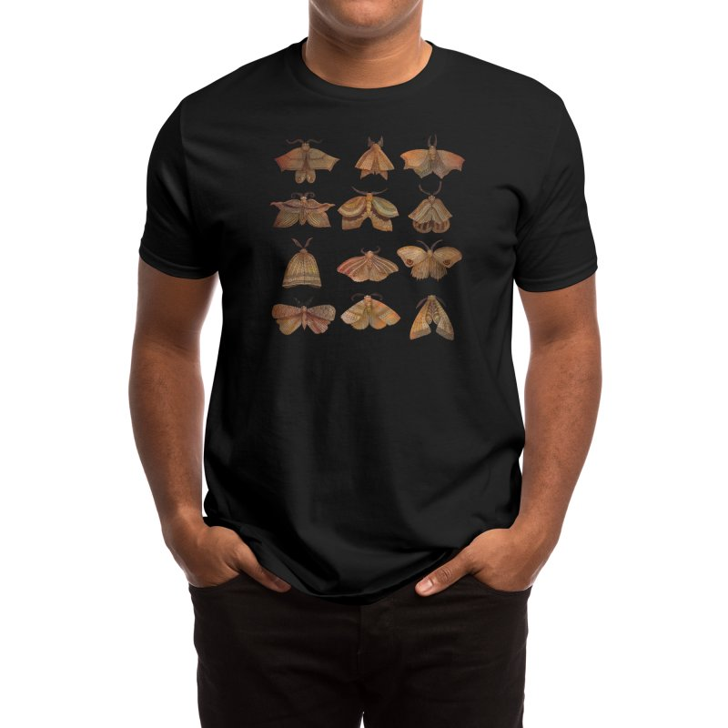 Moth Collector Men's T-Shirt by Threadless Artist Shop