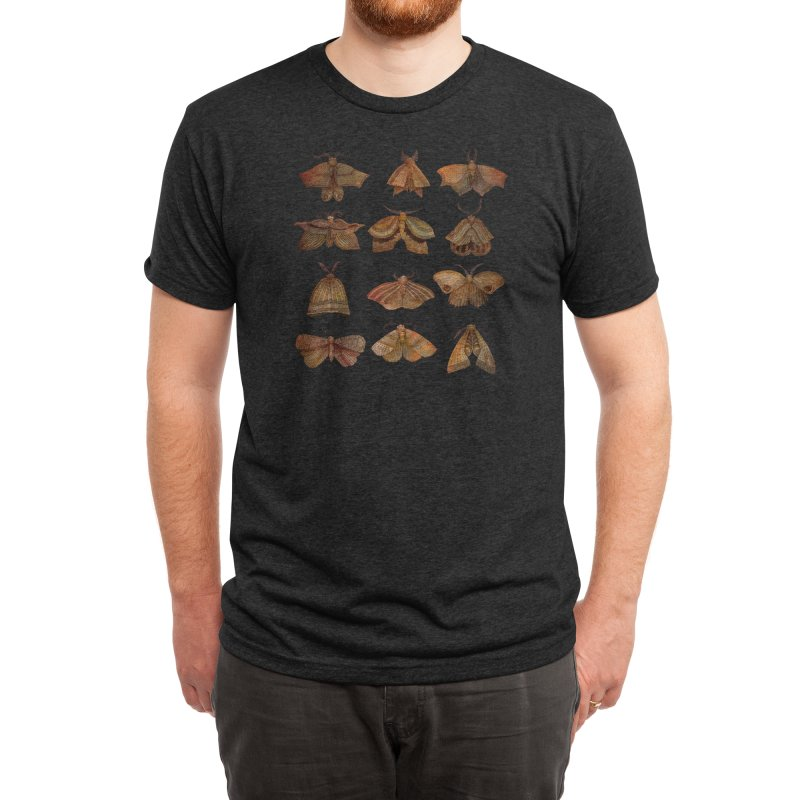 Moth Collector Men's T-Shirt by Threadless Artist Shop