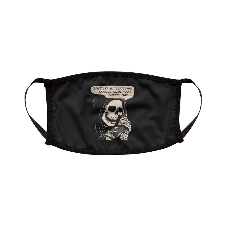Coaching Accessories Face Mask by Threadless Artist Shop