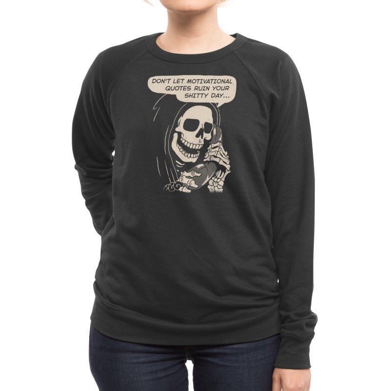 Coaching Women's Sweatshirt by Threadless Artist Shop