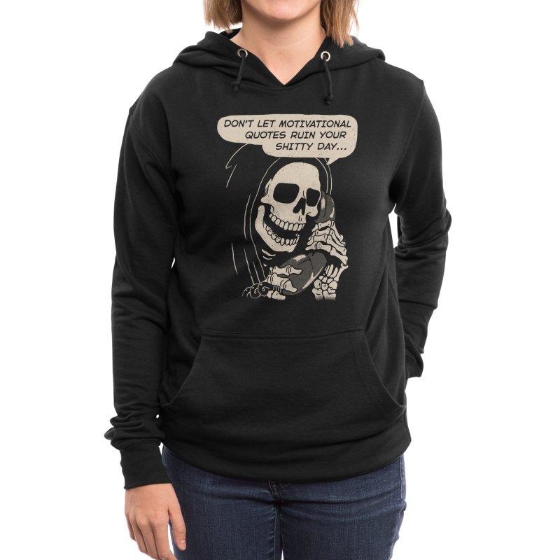 Coaching Women's Pullover Hoody by Threadless Artist Shop