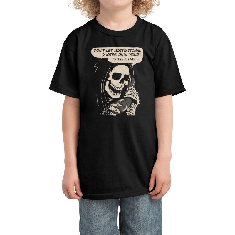 Coaching Kids T-Shirt by Threadless Artist Shop