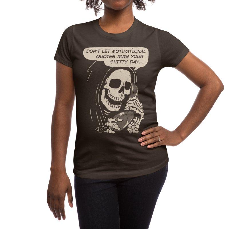 Coaching Women's T-Shirt by Threadless Artist Shop