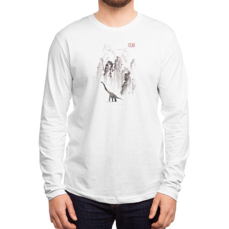 Dinosaur dynasty Men's Longsleeve T-Shirt by Threadless Artist Shop