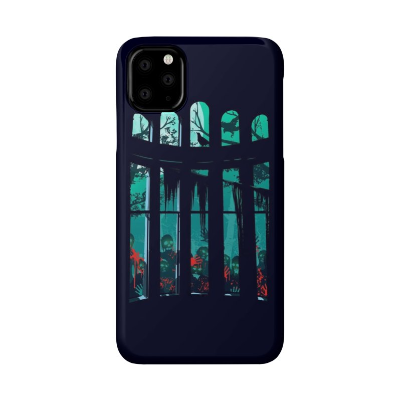 The Plague Accessories Phone Case by Threadless Artist Shop