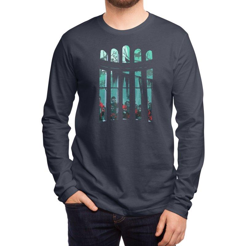 The Plague Men's Longsleeve T-Shirt by Threadless Artist Shop