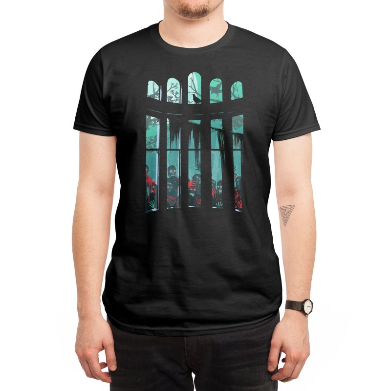 The Plague Men's T-Shirt by Threadless Artist Shop