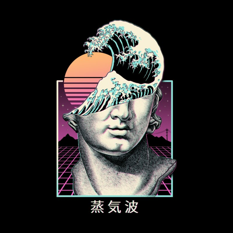 Great Vaporwave Women's T-Shirt by Threadless Artist Shop