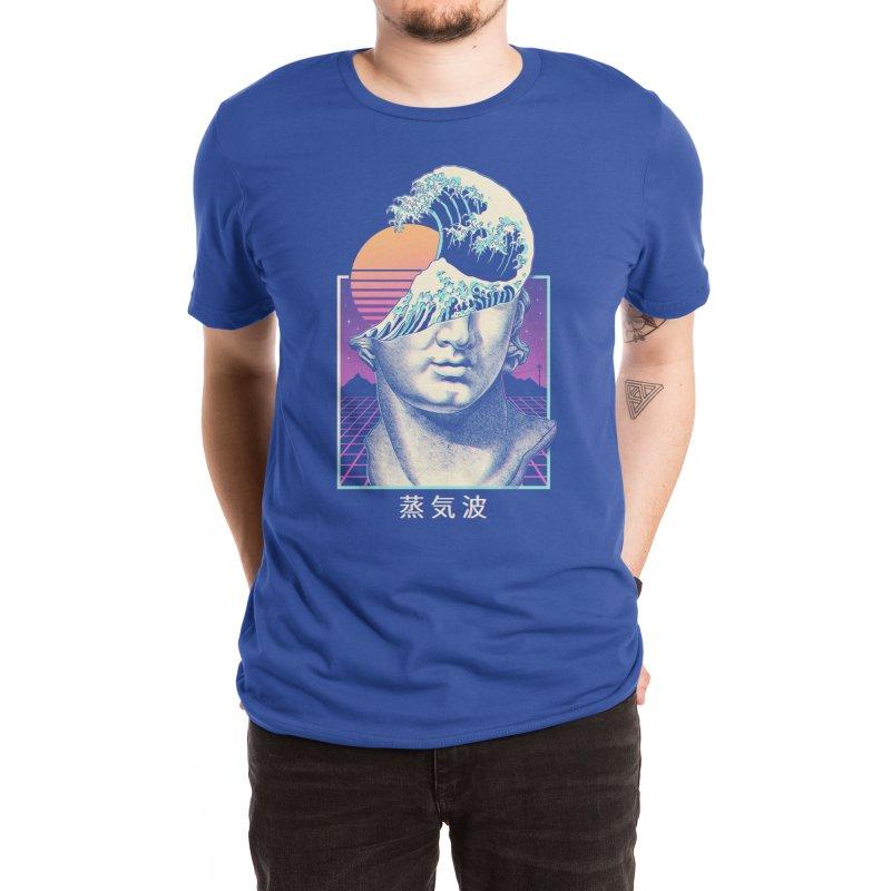 Great Vaporwave Men's T-Shirt by Threadless Artist Shop
