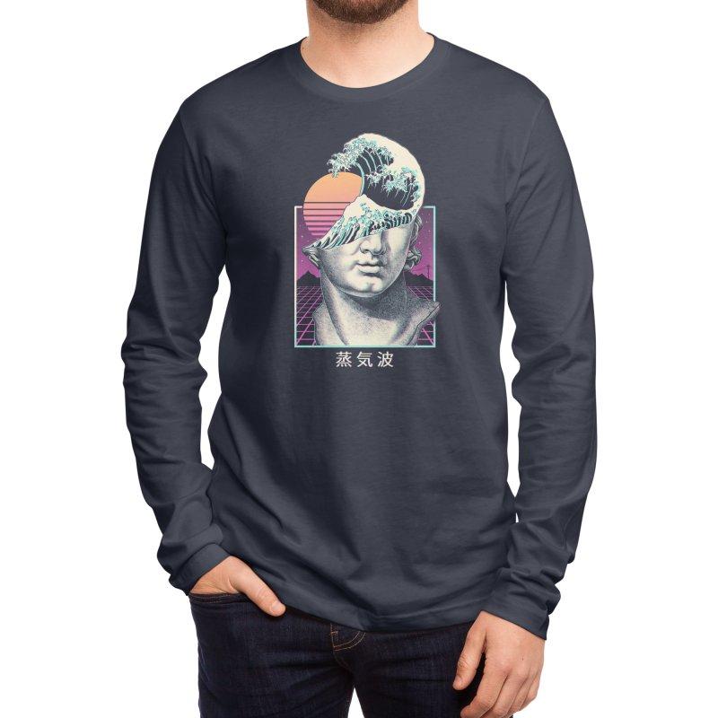 Great Vaporwave Men's Longsleeve T-Shirt by Threadless Artist Shop