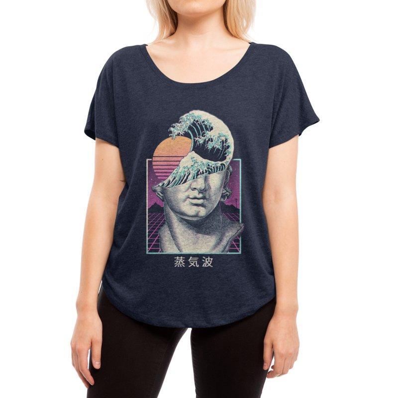 Great Vaporwave Women's Scoop Neck by Threadless Artist Shop