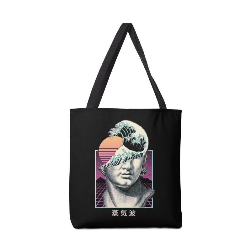Great Vaporwave Accessories Bag by Threadless Artist Shop