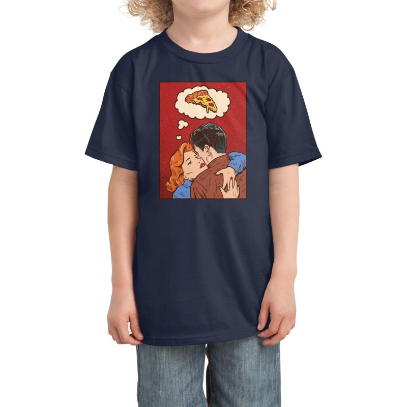 Thinking of you Kids T-Shirt by Threadless Artist Shop