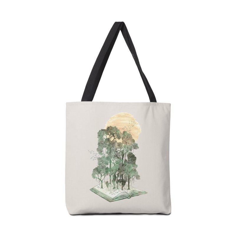 My Jungle Book Accessories Bag by Threadless Artist Shop