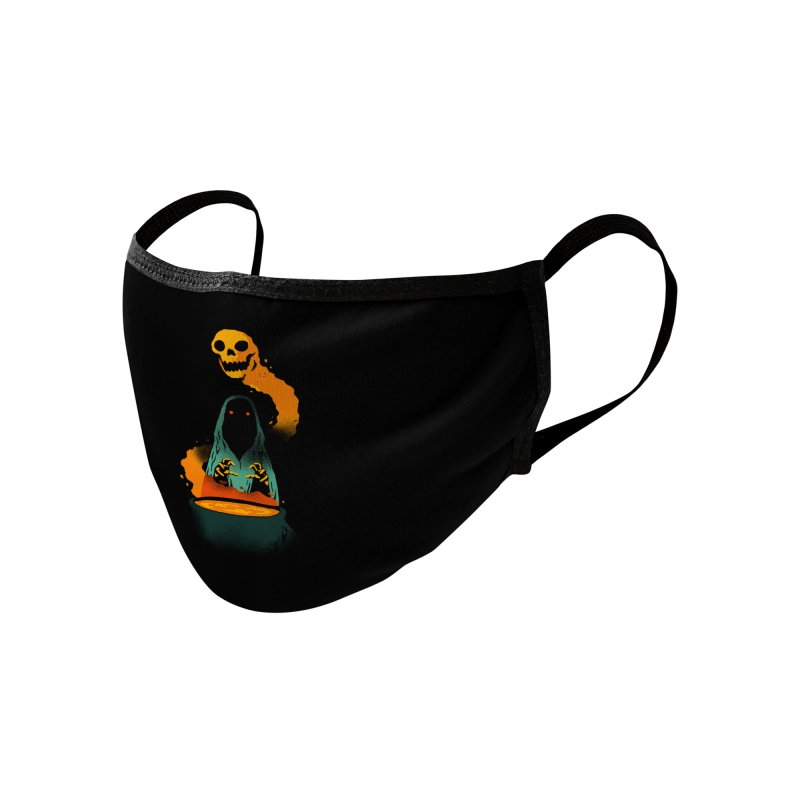 Conjure Accessories Face Mask by Threadless Artist Shop