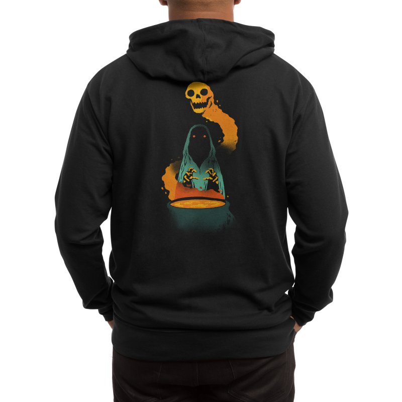 Conjure Men's Zip-Up Hoody by Threadless Artist Shop