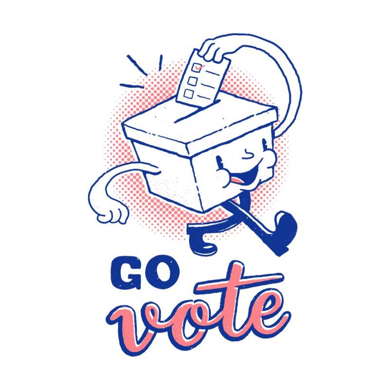 Go Vote! Men's T-Shirt by Threadless Artist Shop