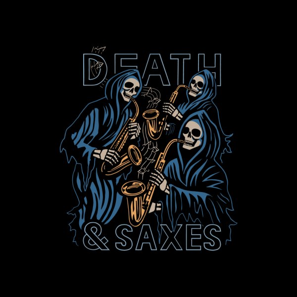 image for Death & Saxes