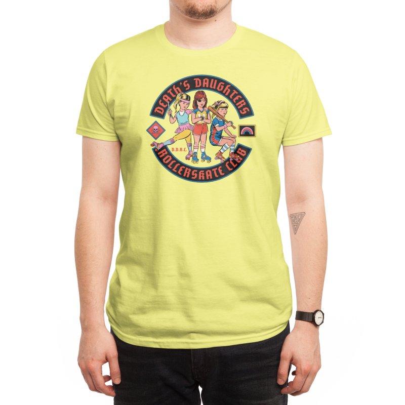 D.D.R.C. (White Variant) Men's T-Shirt by Threadless Artist Shop
