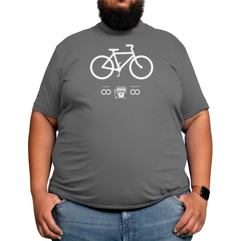 Infinity MPG (Black Variant) Men's T-Shirt by Threadless Artist Shop