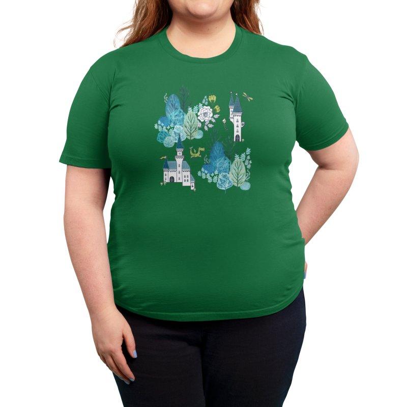 Fairytale woods Women's T-Shirt by Threadless Artist Shop