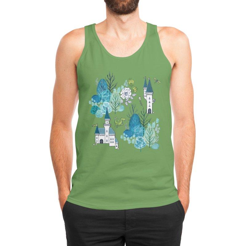 Fairytale woods Men's Tank by Threadless Artist Shop
